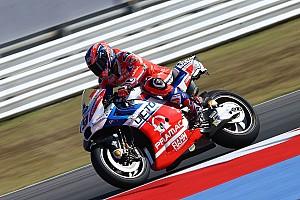 MotoGP Noticias Petrucci se ilusiona con lograr la pole position en casa