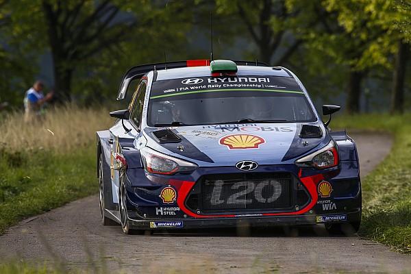 WRC Großbritannien: Hyundai greift in Wales mit vier Autos an