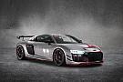 GT Audi unveils its GT4 racer