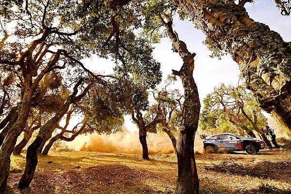 Top 20: Die schönsten Fotos der WRC-Rallye Sardinien