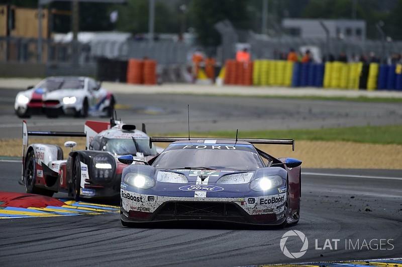 Гонщиков Ford оштрафовали за недостаточное время за рулем в Ле-Мане