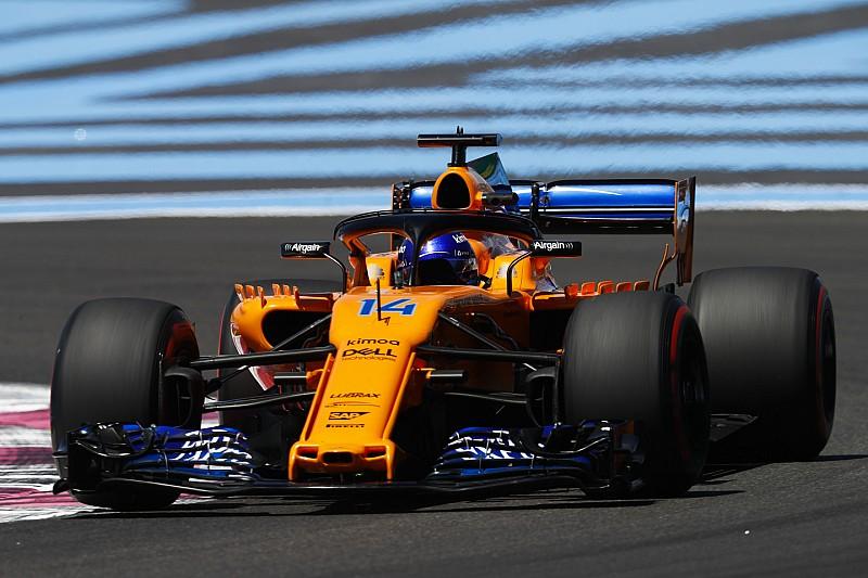 Alonso, daha rekabetçi olmayı umuyor