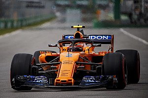 Formule 1 Interview Vandoorne :