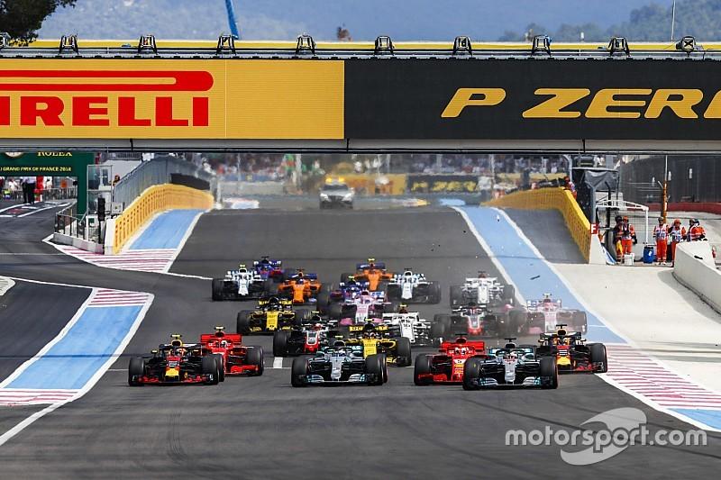 F1 só fará 3 GPs seguidos de novo se for fora da Europa