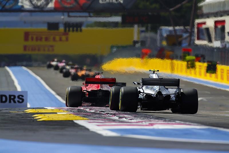 Még a széljárás is Vettelt segítette a Paul Ricardon