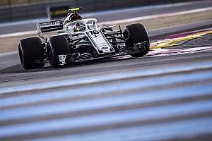 Formule 1 Réactions Leclerc :