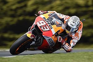MotoGP Отчет о квалификации Маркес выиграл квалификацию в Австралии, Довициозо 11-й
