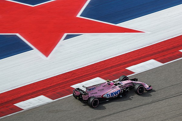 Formula 1 Top List United States GP: Top photos from Friday