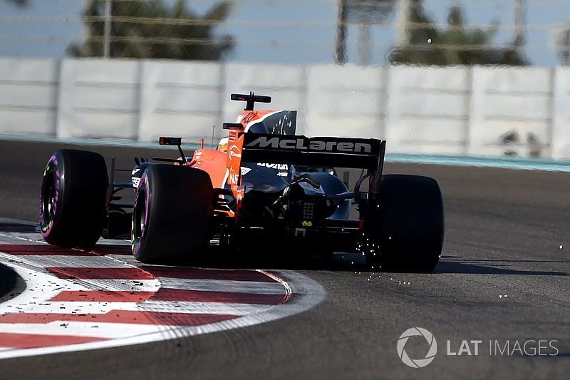 "McLaren planning ""substantial"" car update for Australia"