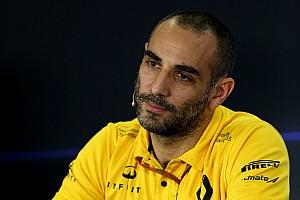 Formel 1 News  Keine volle Kraft: Renault setzt beim Motor auf Zuverlässigkeit
