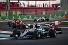 A Mercedes nagyobb harcra számított a Ferrarival