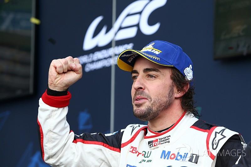 Galería: así fue el estreno triunfal del sueño de Alonso en el WEC