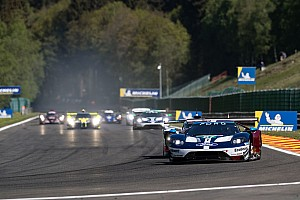 """WEC Breaking news Tincknell """"battered and bruised"""" after 29G Eau Rouge hit"""