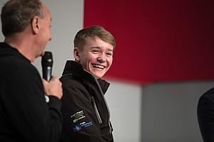 Algemeen Nieuws Monger blijft hopen op carrière in formulewagens