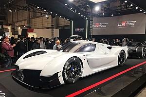 WEC News Toyota wünscht sich mehr LMP1-Vielfalt ab 2020 in Le Mans