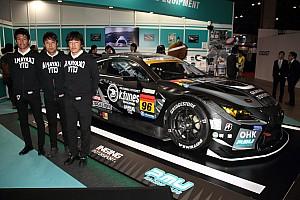 """スーパーGT 速報ニュース テーマは""""サムライスピリッツ""""。K-tunes Racingが新始動"""