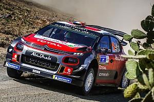 WRC Prova speciale Messico, PS7: Loeb torna