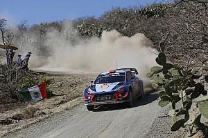 WRC Resumen del tramo Loeb pisa los talones a Sordo en México