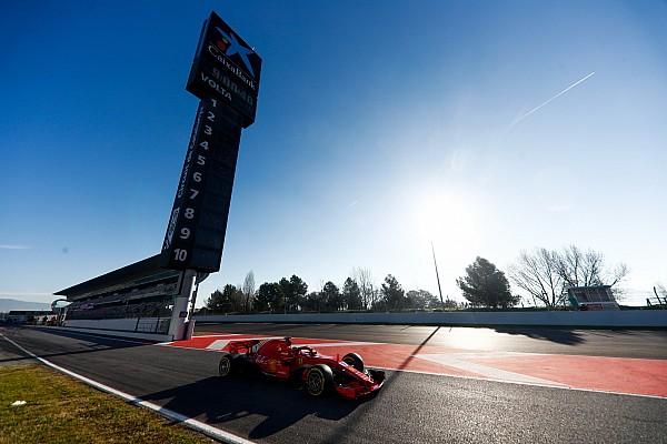 Video: La última jornada de test F1 en Barcelona