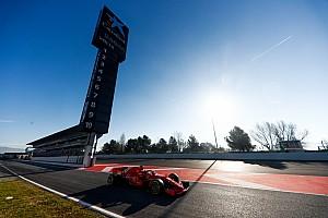 F1 测试报告 季前测试最后一日上午:法拉利高居榜首,迈凯伦、雷诺出现问题