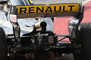 Fórmula 1 Análisis GALERÍA TÉCNICA: del segundo día de los test II de F1