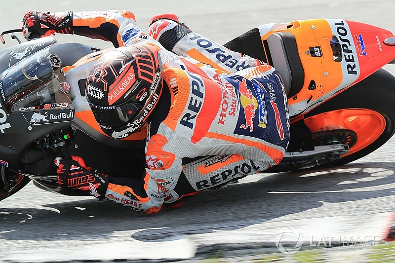 Márquez inicia conversas para renovar com a Honda