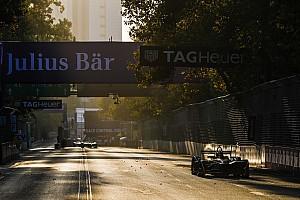 Formule E Résultats La grille de départ de l'E-Prix de Santiago