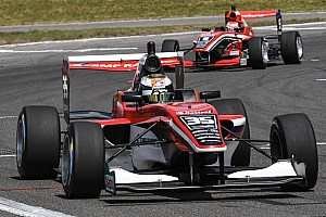 Other open wheel Actualités Armstrong perd le GP de Nouvelle-Zélande et le titre sur le fil