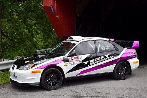 Karel Carré takes victory at Rallye Perce Neige