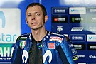 Tak merasa nyaman, Rossi enggan ambil risiko