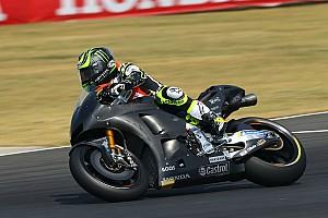 MotoGP Laporan tes Tes Thailand: Crutchlow tercepat, Rossi kedelapan
