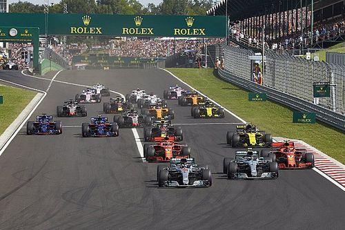 Confira divisão da premiação em dinheiro da F1 em 2017