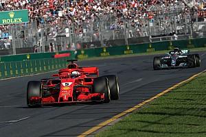 Fórmula 1 Noticias Vettel afirma que Ferrari aún no es un verdadero rival de Mercedes