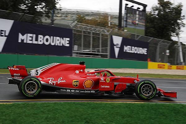 Formel 1 Trainingsbericht