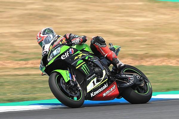 Superbike-WM Rennbericht WSBK Thailand: Erster Saisonsieg für Jonathan Rea