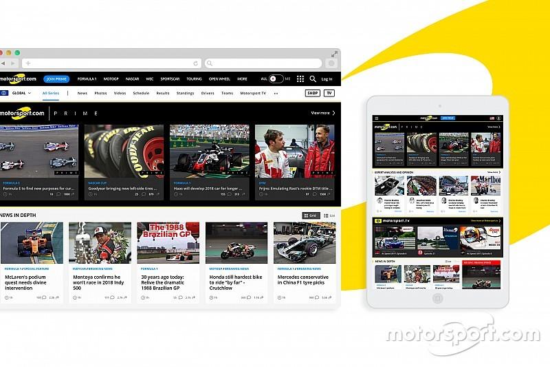 Megváltozik a Motorsport.com magyar kiadása!