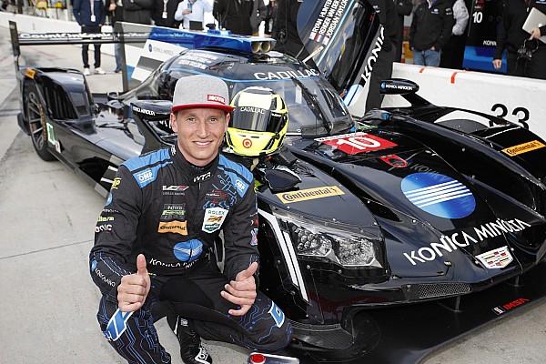 Daytona 24 Saat: Van der Zande pole pozisyonunun sahibi