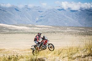 Dakar Resumen de la etapa Price gana la penúltima y Benavides mantiene el segundo sitio