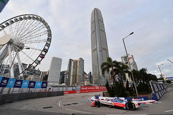 Kualifikasi Race 2 ePrix Hong Kong: Rosenqvist kalahkan Evans untuk pole