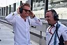 Formel 1 Williams: Rosberg war für Teammanagement nie ein Thema