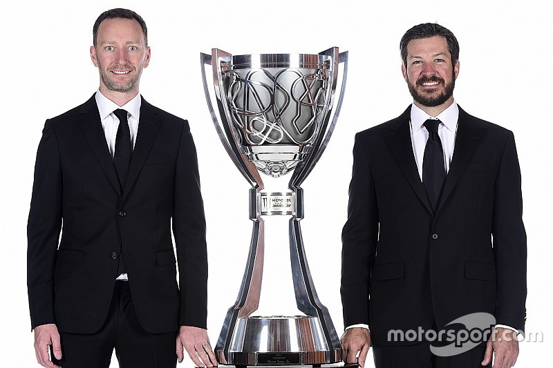 Martin Truex Jr. joins Cole Pearn at event for his late friend