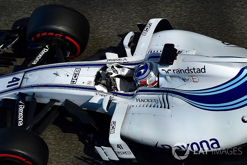 Williams demora hasta enero el anuncio de su piloto para 2018