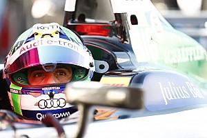 Формула E Новость Ди Грасси потеряет 10 позиций на стартовой решетке в Чили