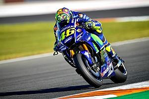 MotoGP News Valentino Rossi fehlt in Valencia fast eine Sekunde: