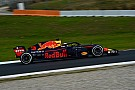 Ricciardo ends opening day of Barcelona testing on top