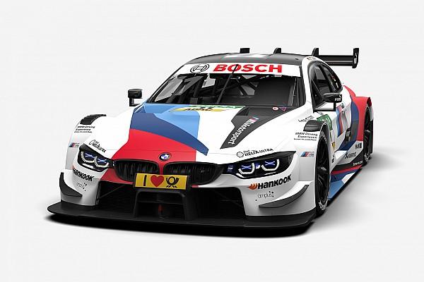 DTM Diaporama BMW dévoile ses livrées pour le DTM