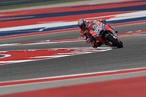 "MotoGP Breaking news Dovizioso says Austin bumps remain ""very, very bad"""