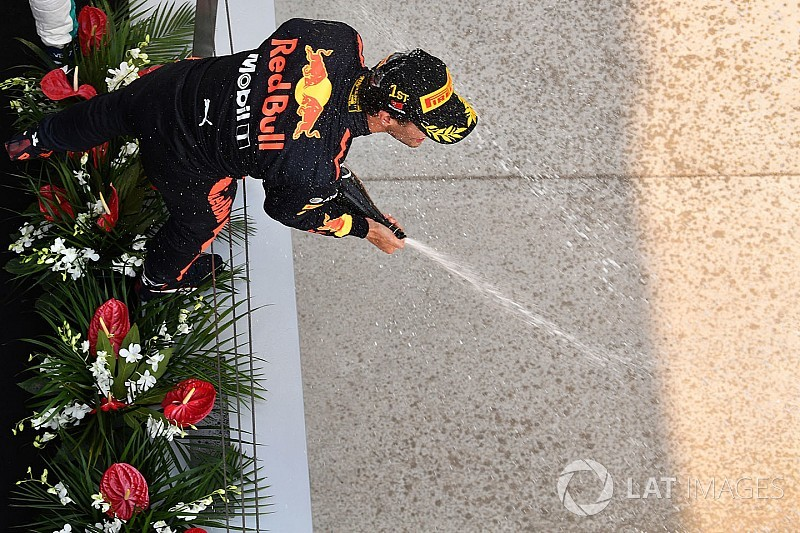 How the Ricciardo factor embarrassed his rivals
