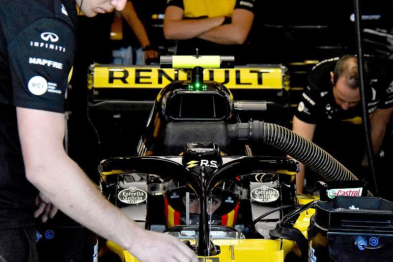 Renault: provata una piattaforma inerziale per studiare le variazioni di altezza