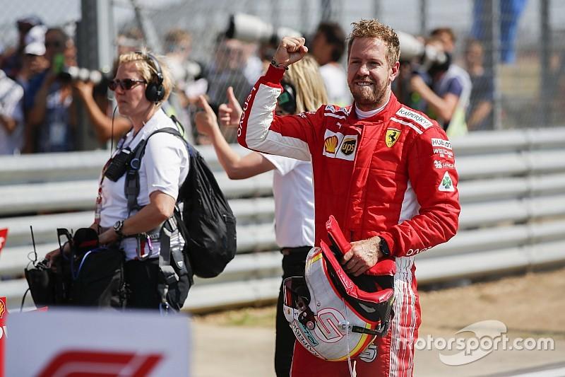 Andretti: Vettel, Ferrari için en doğru pilot